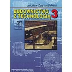 Budownictwo z technologią 3. Podręcznik dla technikum.