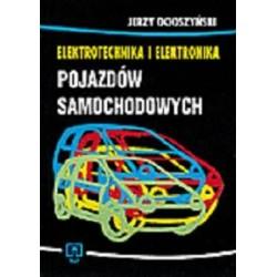 Elektrotechnika i elektronika pojazdów samochodowych Podręcznik dla technikum