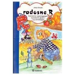 RADOSNE R - Ćwiczenia wspomagające wywołanie głoski r i ją utrwalające