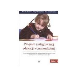PROGRAM ZINTEGROWANEJ EDUKACJI WCZESNOSZKOLNEJ
