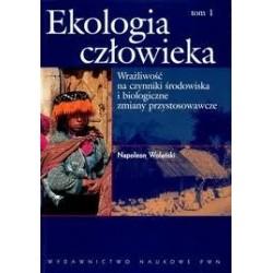 EKOLOGIA CZŁOWIEKA t.1