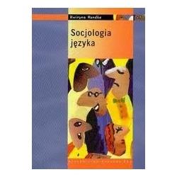 SOCJOLOGIA JĘZYKA