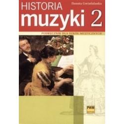 Historia muzyki część 2