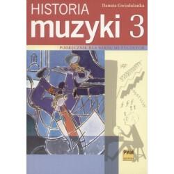 Historia muzyki. Część 3