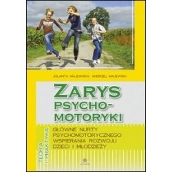 Zarys psychomotoryki – Główne nurty psychomotorycznego wspierania rozwoju dzieci i młodzieży. Teoria i praktyka