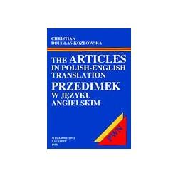 Przedimek w języku angielskim