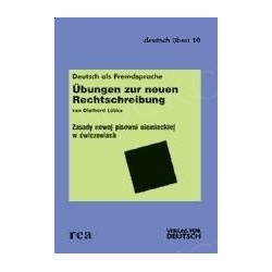 Zasady nowej pisowni niemieckiej w ćwiczeniach