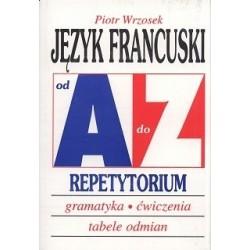 Język francuski repetytorium od A do Z