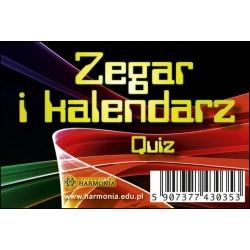 Zegar i kalendarz Quiz