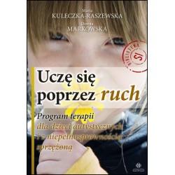 UCZĘ SIĘ POPRZEZ RUCH – Program terapii dla dzieci autystycznych i z niepełnosprawnością sprzężoną