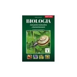Biologia ćwiczenia maturalne z komentarzami poziom rozszerzony ZESZYT 1