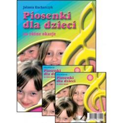 Piosenki dla dzieci na różne okazje