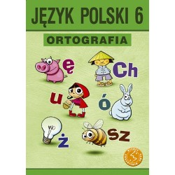 Język polski klasa 6 ortografia