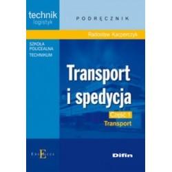 Transport i spedycja część 1 Trasport