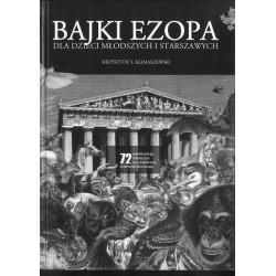 Bajki Ezopa - dla dzieci młodszych i starszych