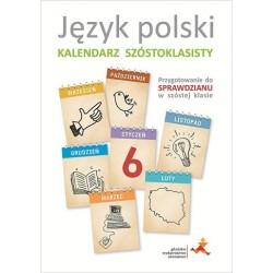 Kalendarz szóstoklasisty język polski nowa wersja
