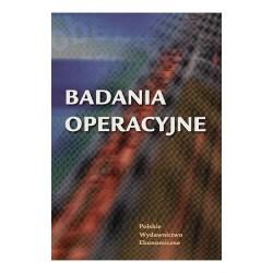 BADANIA OPERACYJNE