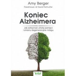 KONIEC ALZHAIMERA - Jak zatrzymać utratę pamięci i zmiany degeneracyjne mózgu