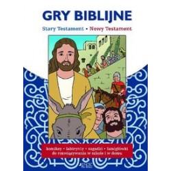 GRY BIBLIJNE- Stary Testament-Nowy Testament