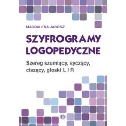Szyfrogramy logopedyczne.Szereg szumiący,syczący,ciszący,głoski L i R