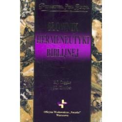 SŁOWNIK HERMENEUTYKI BIBLIJNEJ.