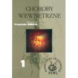 CHOROBY WEWNĘTRZNE T. 1-2