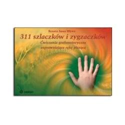 311 SZLACZKÓW I ZYGZACZKÓW / ćwiczenia grafomotoryczne usprawniające rękę piszącą