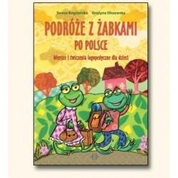 PODRÓŻE Z ŻABKAMI PO POLSCE - Wiersze i ćwiczenia logopedyczne dla dzieci
